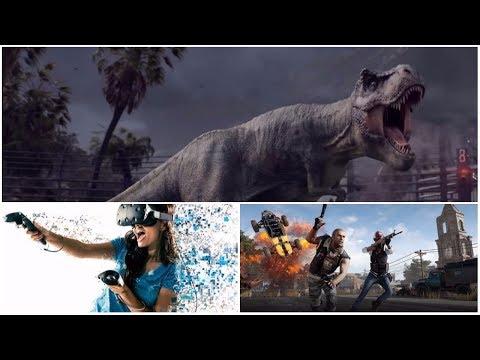 Анонсирована стратегия Jurassic World Evolution | Игровые новости