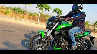 Bajaj Dominar 400 2019 First Ride Review What's New #Bikes@Dinos