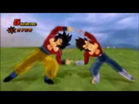 Dragon Ball Z Budokai Tenkaichi 2 Ultimate Fusion Video