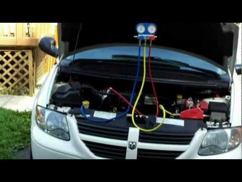2006 Dodge Caravan Rear AC evaporator Blockoff Easy air conditioner fix