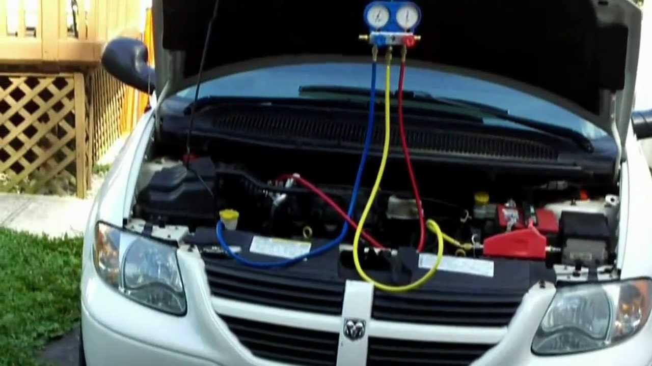 how to fix ac on 2008 maxima