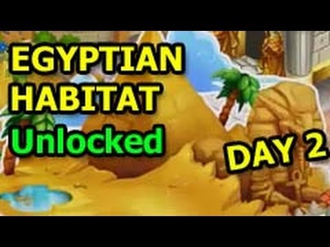 EGYPTIAN ISLAND Dragon City HABITAT UNLOCKED How to Play The Undead Mission in DAY 2