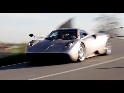Behind the Scenes at Pagani - DRIVEN