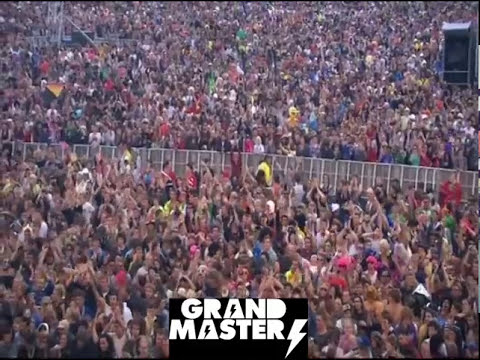 GRANDMASTER FLASH BESTIVAL LIVE
