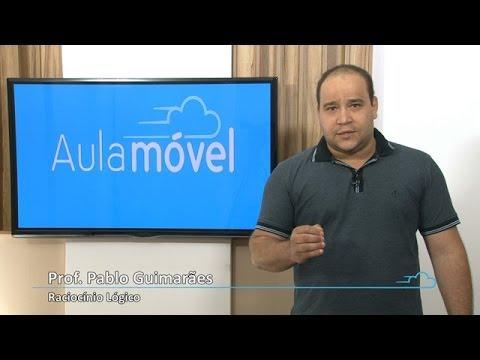 Comentários da Prova da Polícia Federal 2014 - Raciocínio Lógico - Pablo Guimarães