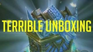 Vainglory | The worst unboxing