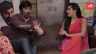 Nela Ticket Movie Team Funny Interview | Ravi Teja - Malvika - Ali - Priyadarshi