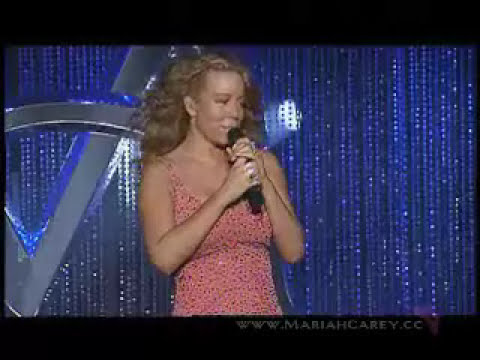 Mariah Carey-hero video