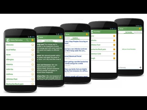 Home Remedies+ : Natural Cures screenshot for Android