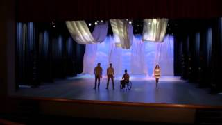 Glee - Hold on ( Adam Lambert, Demi Lovato & ..)
