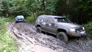 Off-Road Jeep, Patrol, LR, Suzuki - 17.08.14
