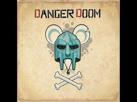 Danger Doom - Space Hoes