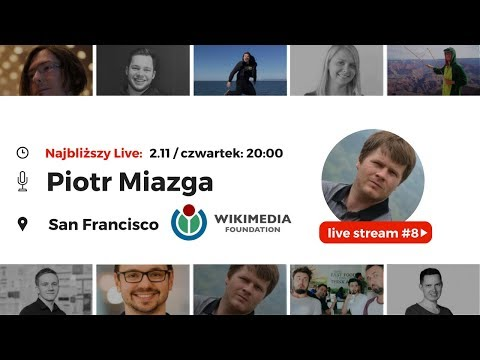 Just Join IT – Live Stream #8:Piotr Miazga @Wikipedia