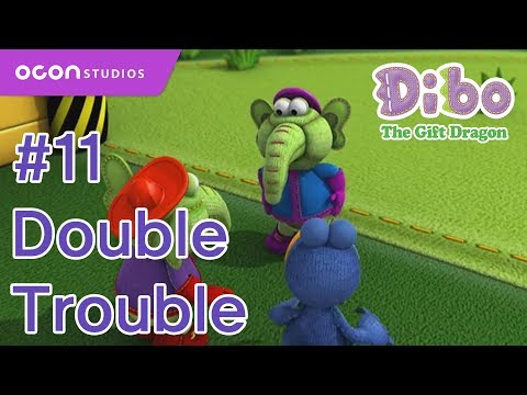 [ocon] Dibo The Gift Dragon Ep11 Double Trouble  ( Eng Dub) video