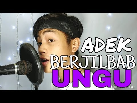 ADEK BERJILBAB UNGU - BUJANG BUNTU ( Cover By Dodo Zakaria )