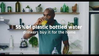 Choose BRITA and turn the tide on plastic waste