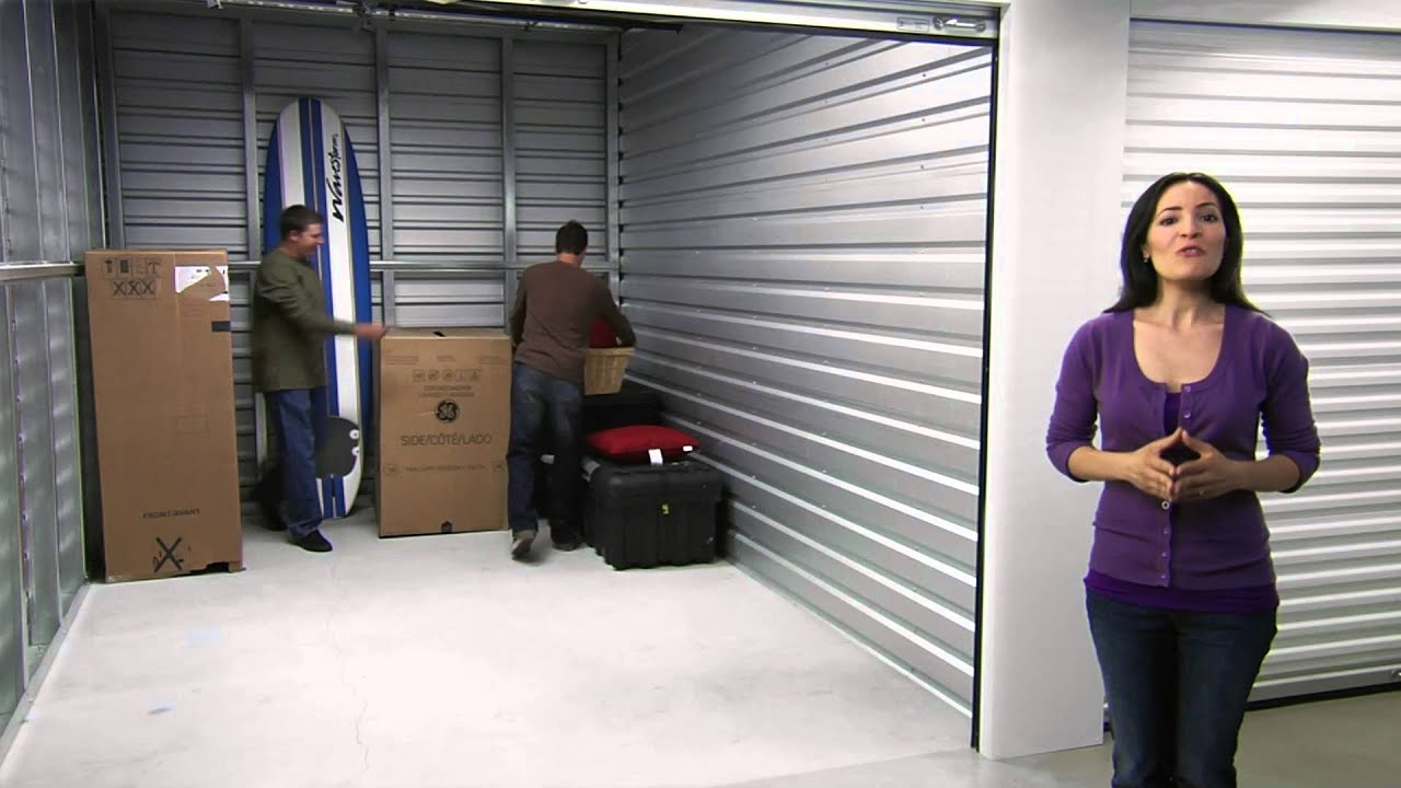 10x15 Storage Unit Size Guide Youtube