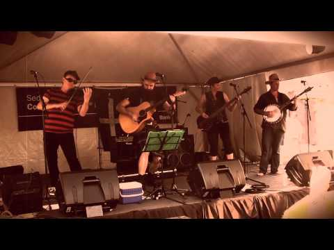 Stomp Dog - Lachlan Tigers - Live at Yarraville Festival 2013