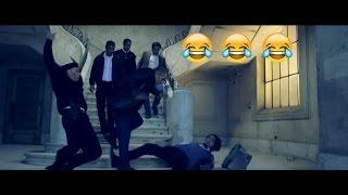مشهد كوميدي من فلم الهرم الرابع لم يلاحظه الكثير ((مسخررررة))