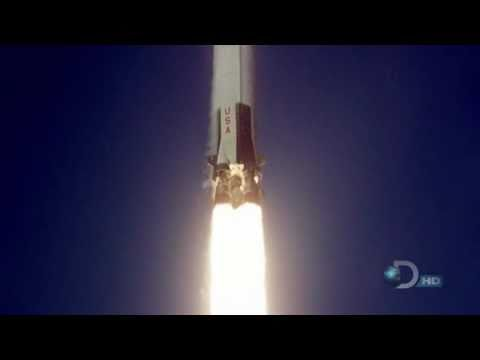 High Quality - Apollo 8 Saturn V rocket launch