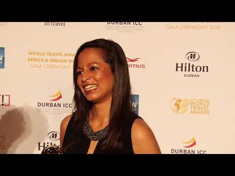 Tamara Scott, communications director, Carlson Wagonlit Travel, Kenya