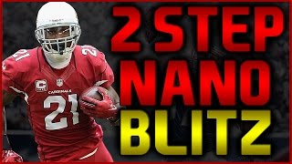 Madden 17: UNBLOCKABLE 2 SET-UP Edge Heat!! Dollar 3-2-6 - DB Fire 2 Press! Easy Nano Blitz!