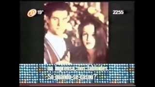 Lisa Marie Presley fala sobre seu casamento com Danny Keough