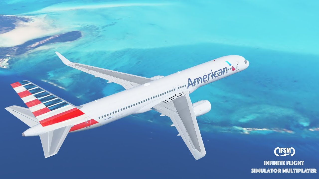 American airlines in flight movie