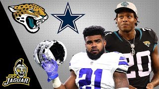 Jacksonville Jaguars vs Dallas Cowboys Live Reactions and Play-by-Play