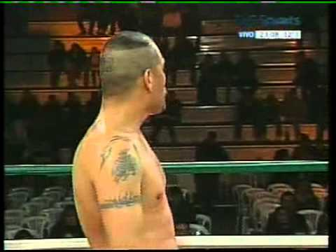 JAVIER MACIEL vs CARLOS VILCHES - FULL FIGHT - PELEA COMPLETA