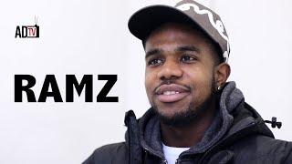 Ramz - Barking [Interview] The Process   @AmaruDonTV
