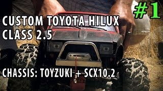 Scale RC Crawling Competition 2018 [SCORING] Part 1