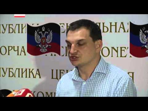 Rebels Say Eastern Ukranians Vote for Self-rule