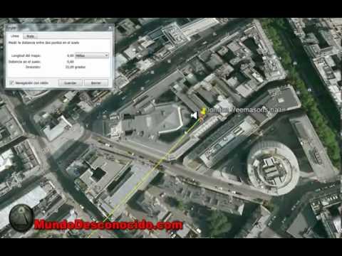 Simbolos ocultos en las olimpiadas de londres 2012