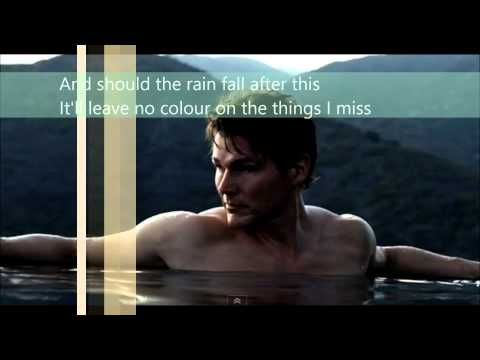Morten Harket - Should the rain fall