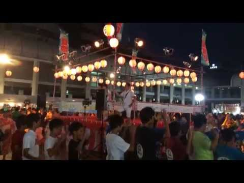 Summer Dance Festival in Japan