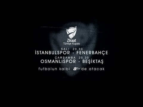 Ziraat Türkiye Kupasında haftanın maçları