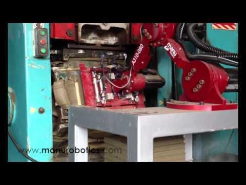 Manu Robotics / A310-080