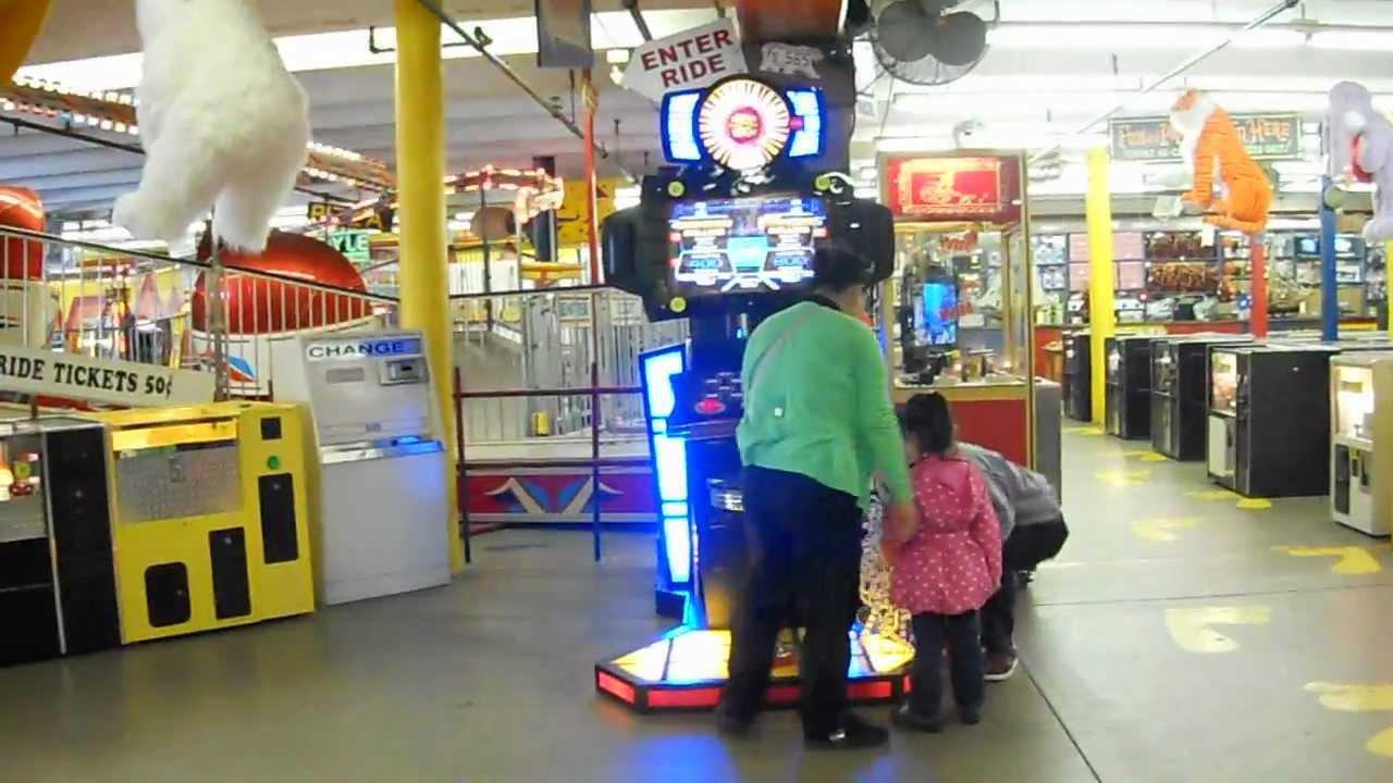 Redondo Fun Factory Redondo Beach ca Redondo Fun Factory Player