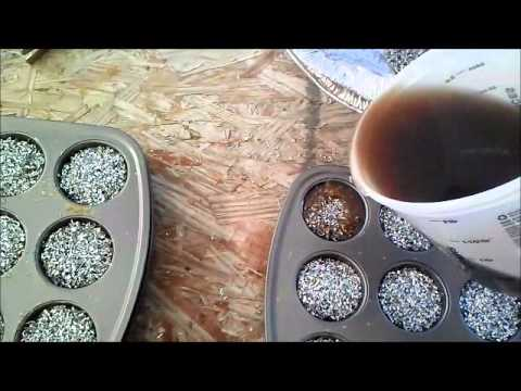 How I Make Orgonite Tower Busters Part 2 Of 2