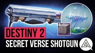 DESTINY 2   Secret Quest, Perfect Paradox Shotgun & All Verse Weapons So Far