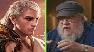 George RR Martin on the Game of Thrones Prequels