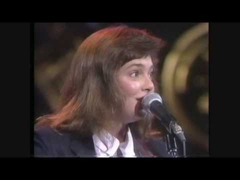 Nanci Griffith - Spin On A Red Brick Floor