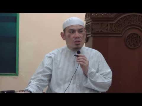 Bid'ah Hasanah Bag. 3 - Abu Abdillah Ahmad Zainuddin