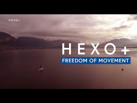 Hexoplus Aerial Filming