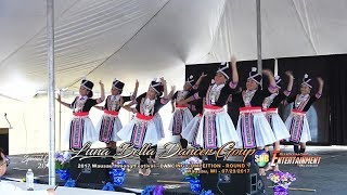 SUAB HMONG ENTERTAINMENT:  Luna Bella - Dancing Competition R1 - 2017 Hmong Wausau Festival