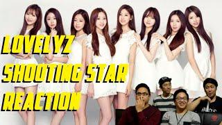 [4LadsReact] [MV] Lovelyz(러블리즈) _ Shooting Star(작별하나) MV Reaction