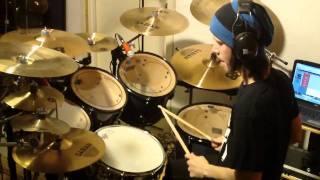Breaking Benjamin - Breath | Drum Cover
