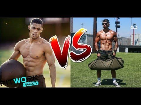 Michael Vazquez VS Ryan Tremaine HARD WORKOUT MOTIVATION