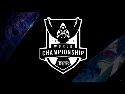 Worlds Semifinals - Samsung Blue vs. Samsung White